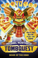 Tombquest The Book of the Dead BRAND NEW BOOK by Michael Northrop (P/B 2015)