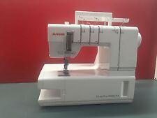 JANOME Cover Pro 2000 CPX / Covermaschine (Vorführmaschine) inklusive Zubehör