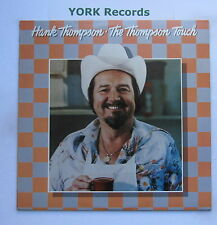 HANK THOMPSON - The Thompson Touch - Excellent Condition LP Record ABC DO-2069