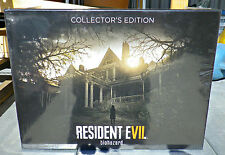 RESIDENT EVIL VII 7 BIOHAZARD COLLECTOR'S EDITION BAKER'S MANSION NEW RARE HOUSE
