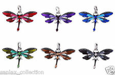 Butterfly Pendant Rhinestone Braided Rope Necklace New Arrival For Girls/Women