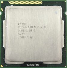 PROCESSOR Intel Core i5-2400 6M Cache 3.1GHz up to 3.40 GHz SR00Q LGA1155 FOR PC