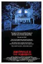 Amityville 2 Possession Poster 01 A2 Box Canvas Print