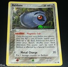 Beldum # 022 WINNER Nintendo Black Star Promo 22 Pokemon Card NEAR MINT