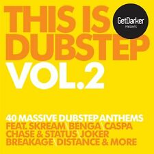 'THIS IS DUBSTEP VOL. 2'' - NEW CD - FREE 1ST CLASS POST