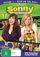 Sonny With A Chance : Season 1 : Volume 3 DVD Region 4 (VG Condition)