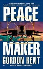 The Peacemaker by Gordon Kent (2002, Paperback)