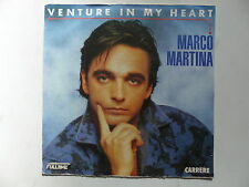 45 tours MARCO MARTINA Venture in my heart 13.973