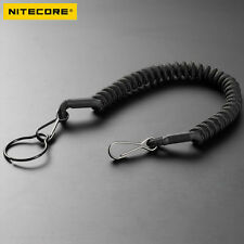 Nitecore NTL10 Tactical Lanyard For P12 P25 MT25 MT26 SRT6 SRT7 Flashlight Torch
