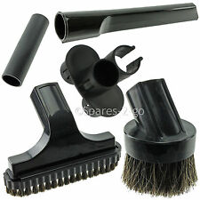 Mini Brush Crevice Stair Tool Caddy Kit for Nilfisk Vacuum Cleaner 32mm Hoover