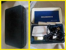 Rasoio PHILIPSHAVE 3 DE LUXE (vintage anni Philips)