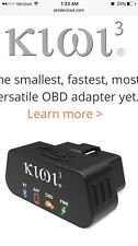 New PLX Kiwi 3 OBD2 OBDII Code Scanner Reader for iPhone iOS iPad Android