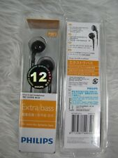 Philips SHE2550 Extra Bass Headphone Earphone