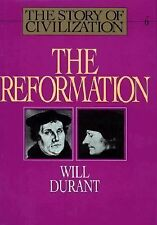 The Reformation (The Story of Civilization VI), Durant, Will, Good Book