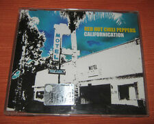 "Red Hot Chili Peppers CD "" CALIFORNICATION "" Warner / 4 Tracks"