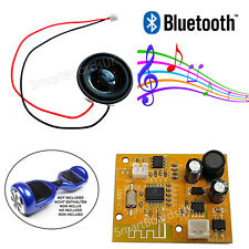BLUETOOTH KIT for Hoverboard 2 Wheel Smart Balance Swegway Circuit PCB UK