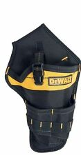 DEWALT Heavy-duty Drill Holster Tool Belt Accessory DG5120