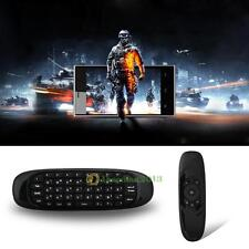 C120 2.4GHz Keyboard Air Mouse Remote for KODI Android TV Box MXQ Pro M8S Plus