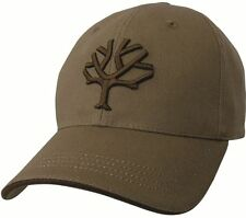 BOKER Desert Brown Tan Hat Cap W/ Embroidered Tree Brand ARBOLITO Logo 09BO002