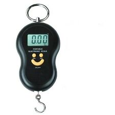 0.01Gx40KG DIGITAL HANGING FISHING SCALES LUGGAGE BALANCE WEIGHING SUITCASE