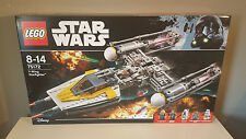 LEGO 75172 Star Wars Y-Wing Starfighter - Brand New & Sealed - FREE SHIPPING