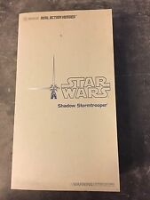 MEDICOM Hot Toys RAH Starwars Shadow trooper 1/6 action figure Sideshow