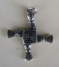 CROSS OF ST . BRIGID  NECKLACE