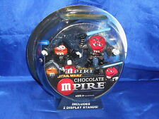 Star Wars Chocolate MPire Orange Palpatine Red Anakin Act Fig Sealed Hasbro 2005