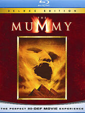 The Mummy (Blu-ray Disc, 2008) Brendan Fraser, Rachel Weisz  ***Very Good!!***