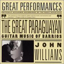 The Great Paraguayan: Guitar Music of Barrios DSD CD (CD, Aug-2004, Sony...