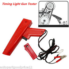 Car Motorcycle Ignition Timing Light Gun Inductive Xenon Tester Auto Engine Tool