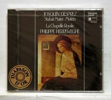 HERREWEGHE - DESPREZ stabat mater, motets HARMONIA MUNDI CD STILL SEALED