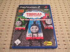 Thomas & seine Freunde Ein Tag bei den Rennen für Playstation 2 PS2 PS 2 *OVP*