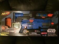 Nerf STAR WARS Rogue One Deluxe Captain Cassian Andor Blaster Target Exclusive