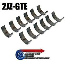 New Set Quality Big End / Rod Bearings Std Size- For Toyota JZA80 Supra 2JZ-GTE