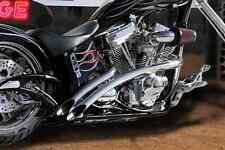 "Big Bear Choppers BBC Santee Venom 2"" Exhaust Drag Pipes 12-2016 Harley Softail"
