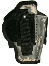 USA Made ACU Digital Camo holster Glock 17 22 23 G34 S&W Auto 40 45 Taurus 9mm