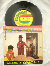 EASTWOOD + SAINT SHAME & SCANDAL / BANANA EXPORT greensleeves / oink 3.... 45rpm