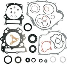 Moose Complete Gasket Kit w/ Oil Seals for YAMAHA 2004-07 RHINO 660 0934-0434