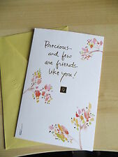 "American greeting Card ""Happy Birthday Friend""  Gorgeous"