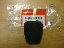 GENUINE HONDA CRV 98-01 JAZZ HRV CIVIC 12-15 CLUTCH / BRAKE PEDAL RUBBER