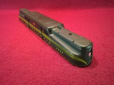 HO RIVAROSSI GG1 ELECTRIC LOCOMOTIVE - PENNSYLVANIA SHELL #4929 - GREEN