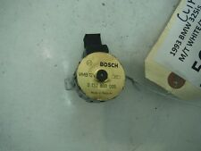 1993 BMW 325is 2DR M/T HEATER ACTUATOR MOTOR 0 132 800 005 OEM 92 94 95 96 97 99