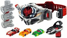 Kamen Rider Drive DX drive driver & shift Car Holder Henshin Belt Special Set