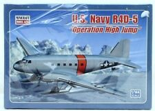 Minicraft 1:144 US Navy R4D-5 'Operation High Jump' Plastic Model Kit #14527