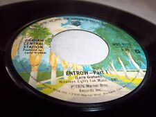 GRAHAM CENTRAL STATION-ENTROW PART I/PART II-WARNER BROS WBS 8235 VG+ 45