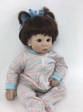 Lee Middleton Doll Madame Alexander Brunette Lifelike