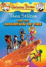 Thea Stilton and the Mountain of Fire (Geronimo Stilton Special Edition) Stilto