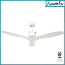 Brilliant Galaxy II Ceiling Fan with DC Motor - White 54""