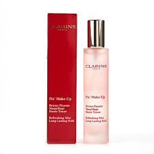 CLARINS FIX MAKEUP REFRESHING MIST - LONG LASTING MAKE-UP HOLD SPRAY 30ML/1OZ.